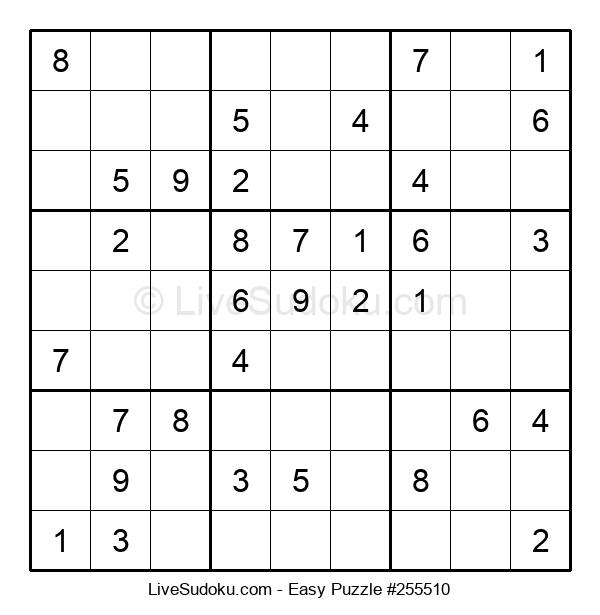 Beginners Puzzle #255510