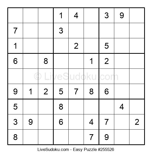 Beginners Puzzle #255526