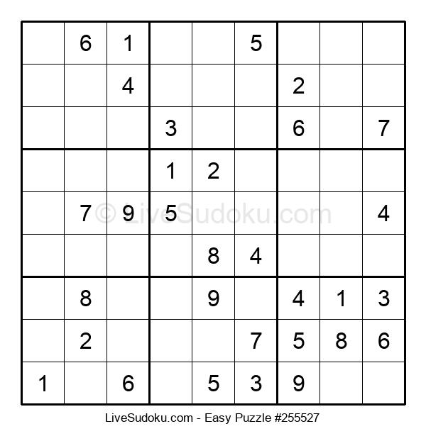 Beginners Puzzle #255527
