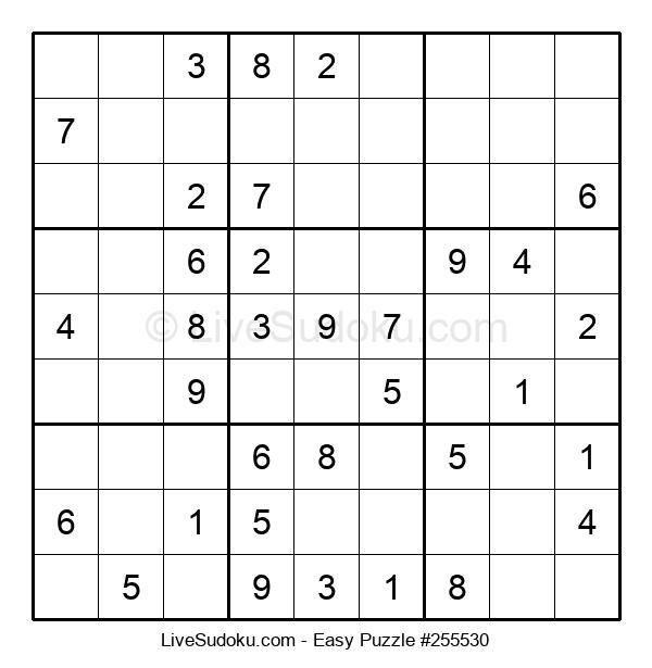 Beginners Puzzle #255530