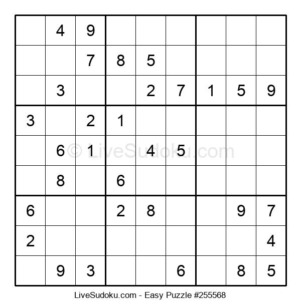 Beginners Puzzle #255568