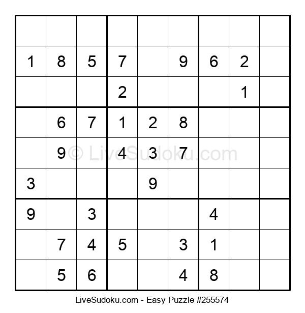 Beginners Puzzle #255574