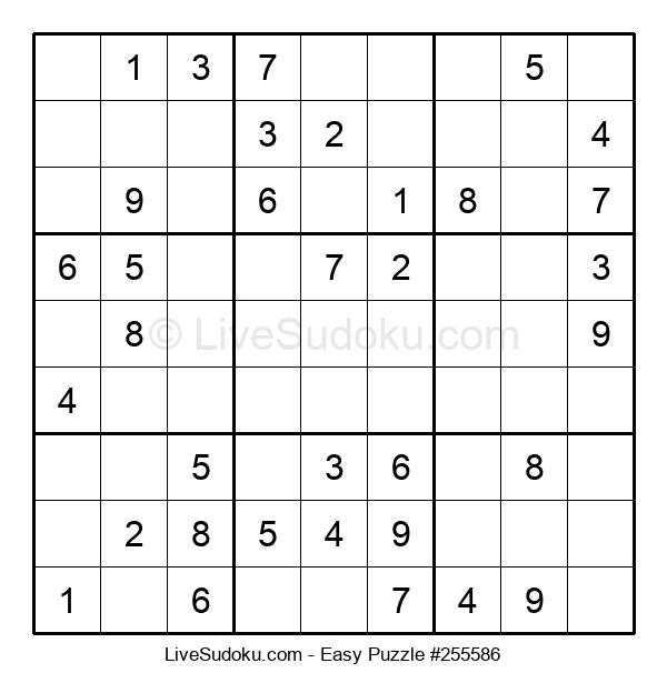 Beginners Puzzle #255586