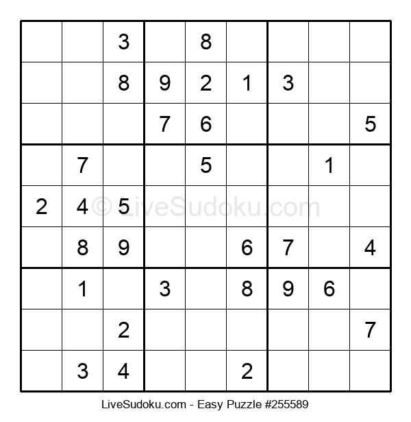 Beginners Puzzle #255589