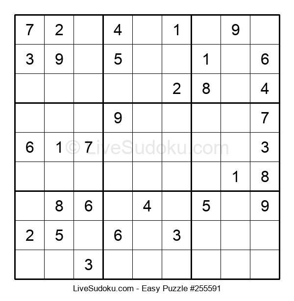 Beginners Puzzle #255591