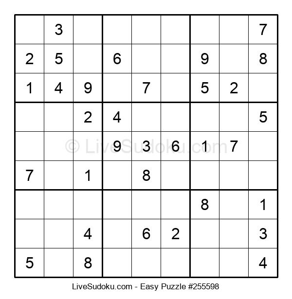 Beginners Puzzle #255598