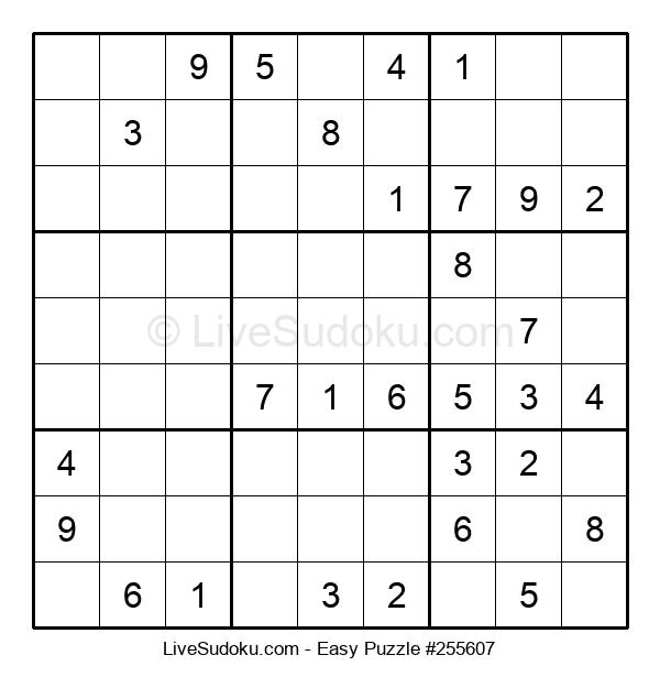 Beginners Puzzle #255607