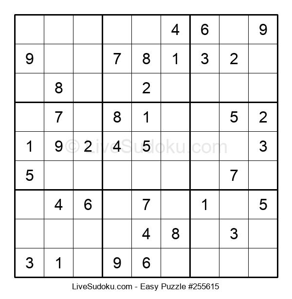 Beginners Puzzle #255615