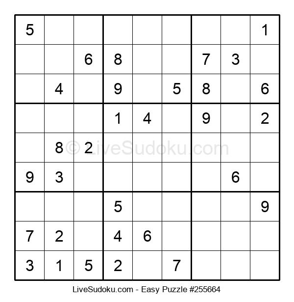 Beginners Puzzle #255664