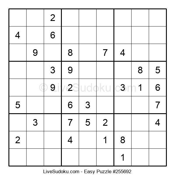 Beginners Puzzle #255692