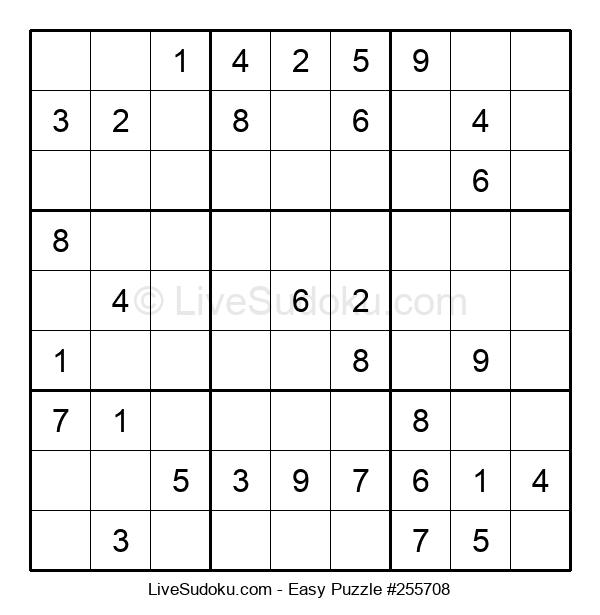 Beginners Puzzle #255708