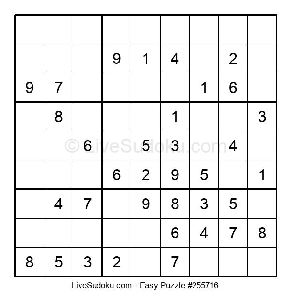 Beginners Puzzle #255716