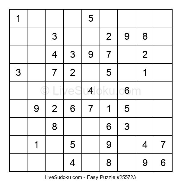 Beginners Puzzle #255723