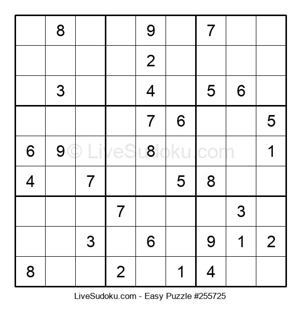 Beginners Puzzle #255725