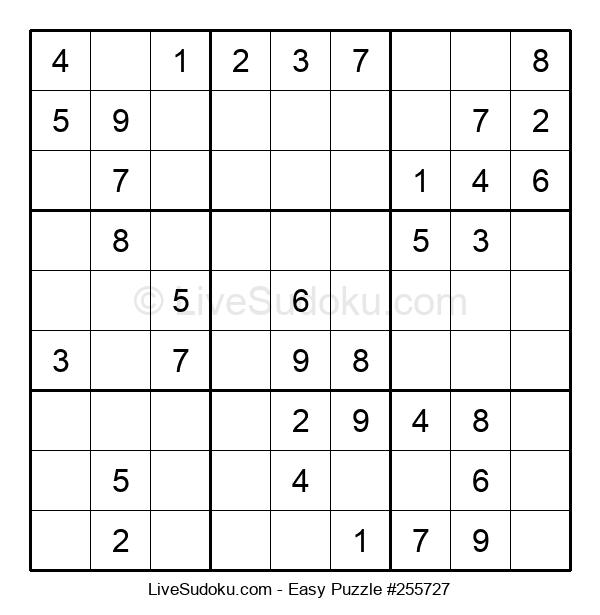 Beginners Puzzle #255727
