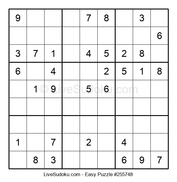 Beginners Puzzle #255748