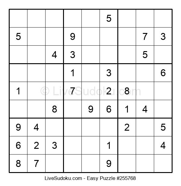 Beginners Puzzle #255768