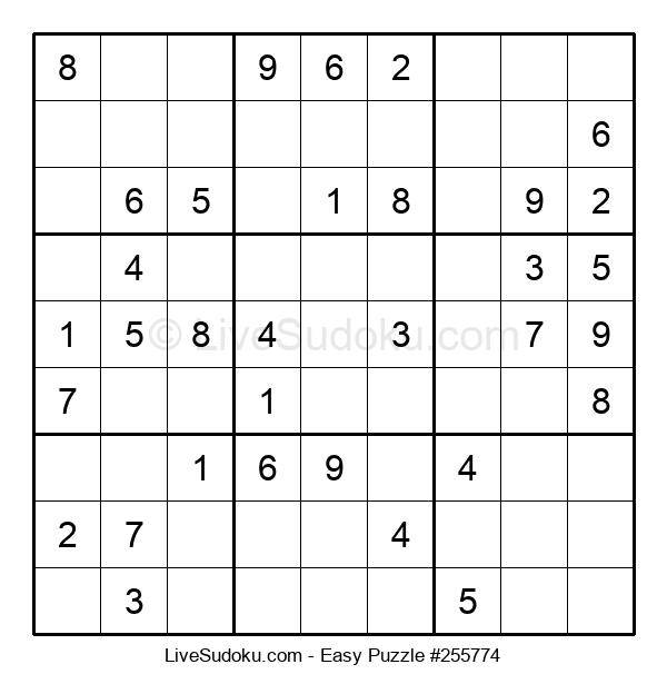 Beginners Puzzle #255774