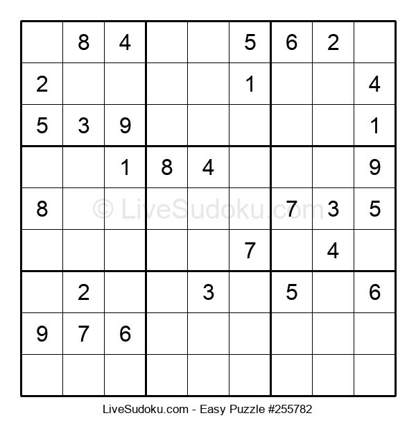 Beginners Puzzle #255782