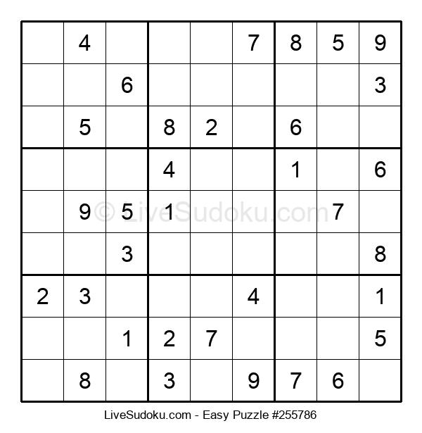 Beginners Puzzle #255786