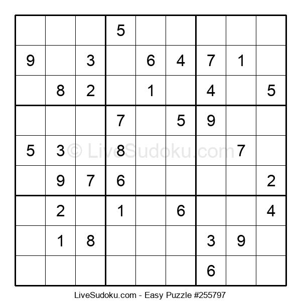 Beginners Puzzle #255797
