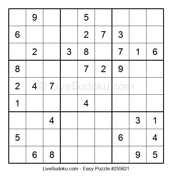 Beginners Puzzle #255821