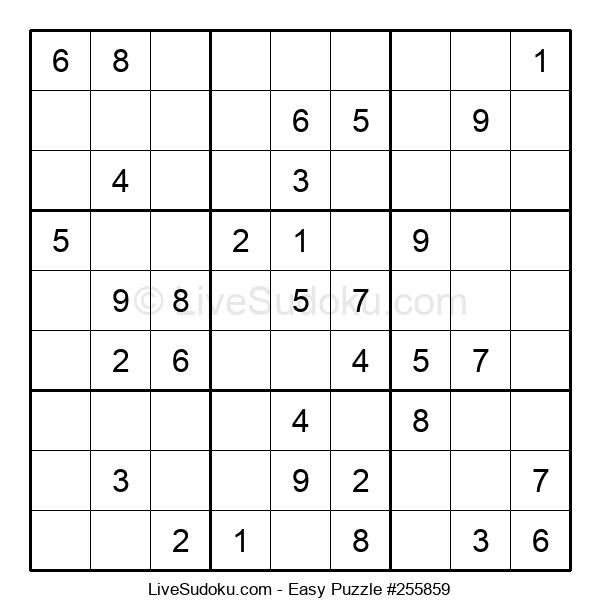 Beginners Puzzle #255859