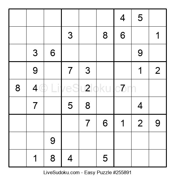 Beginners Puzzle #255891