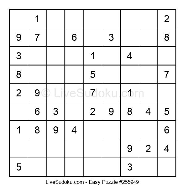 Beginners Puzzle #255949