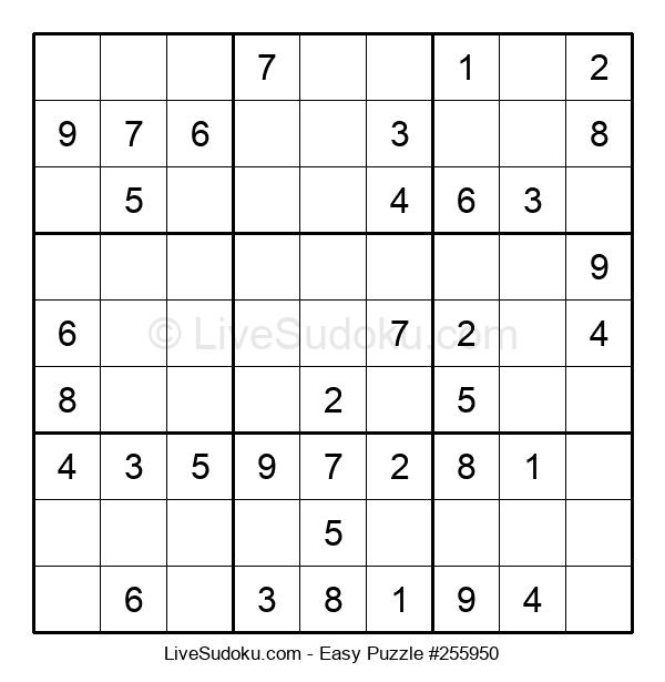 Beginners Puzzle #255950