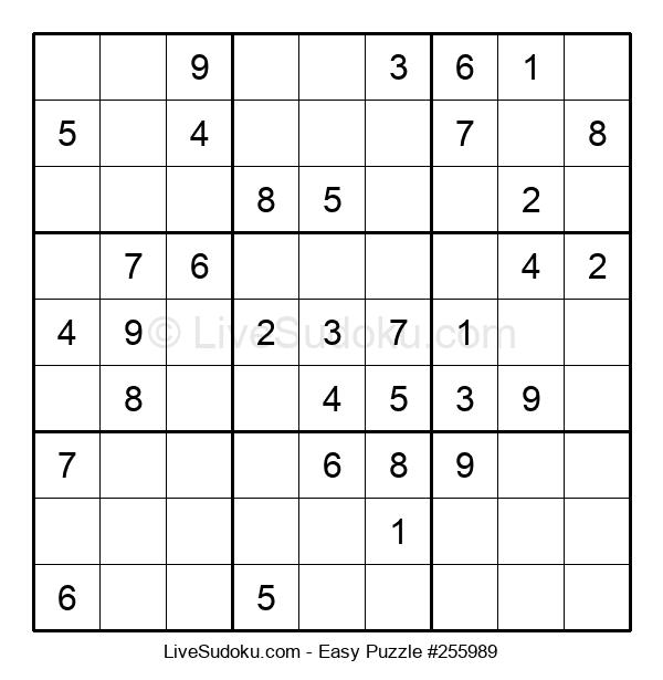 Beginners Puzzle #255989