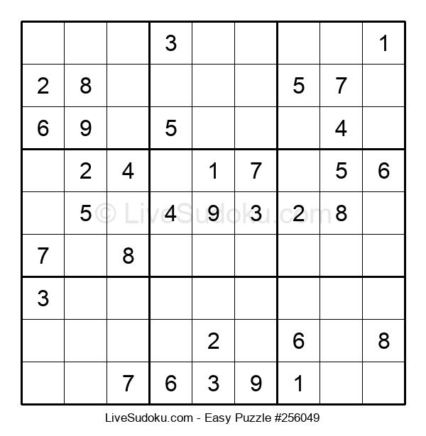 Beginners Puzzle #256049