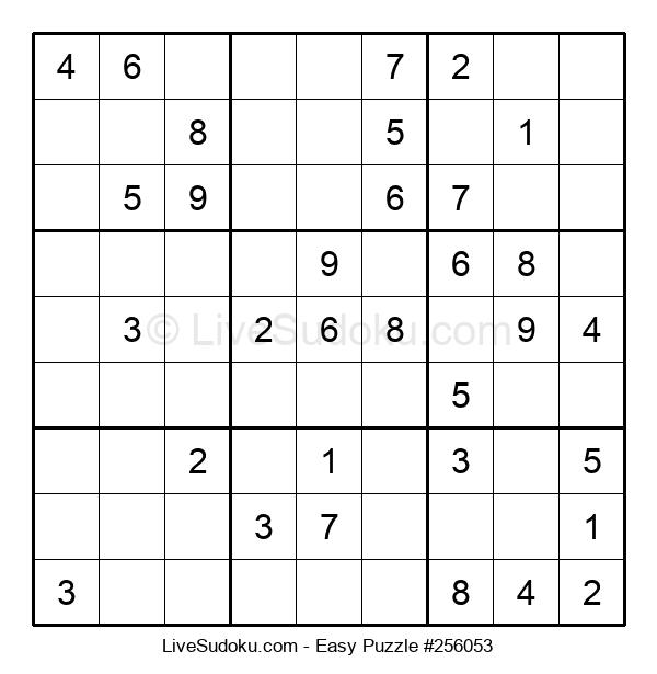 Beginners Puzzle #256053