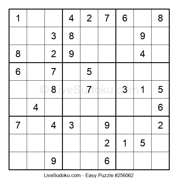 Beginners Puzzle #256062