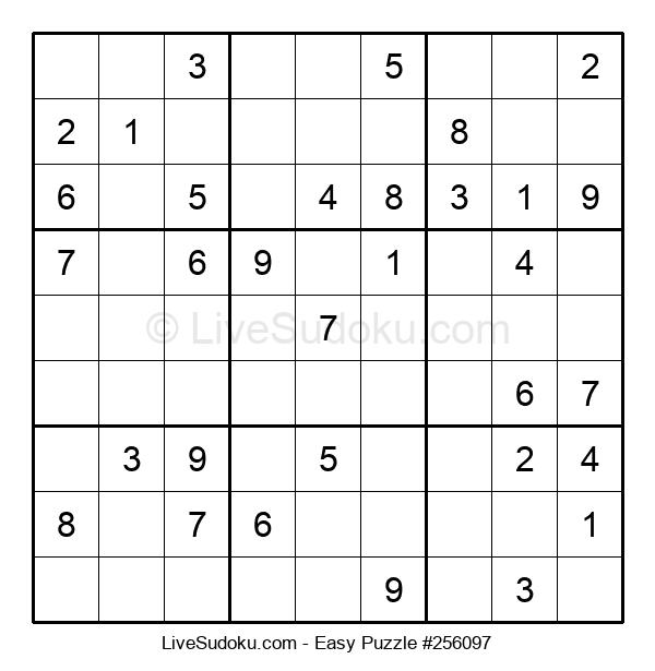 Beginners Puzzle #256097