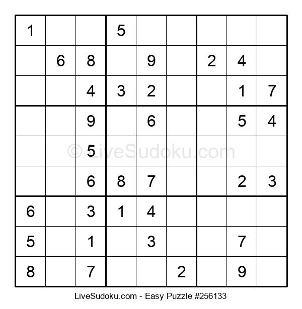 Beginners Puzzle #256133