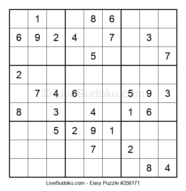 Beginners Puzzle #256171