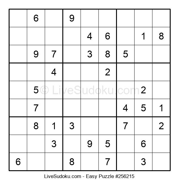 Beginners Puzzle #256215