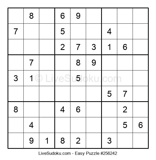 Beginners Puzzle #256242