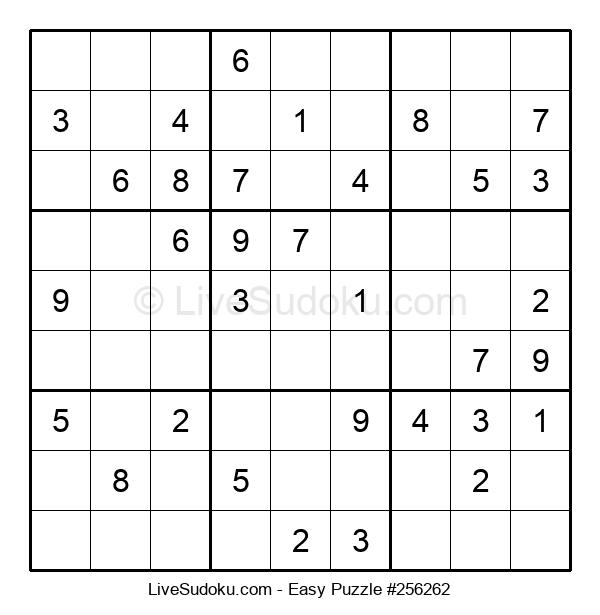 Beginners Puzzle #256262