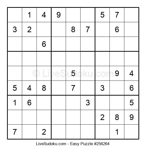 Beginners Puzzle #256264