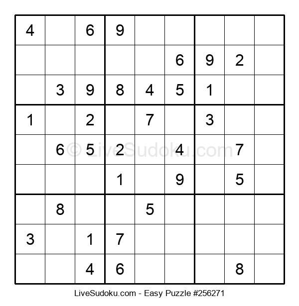 Beginners Puzzle #256271