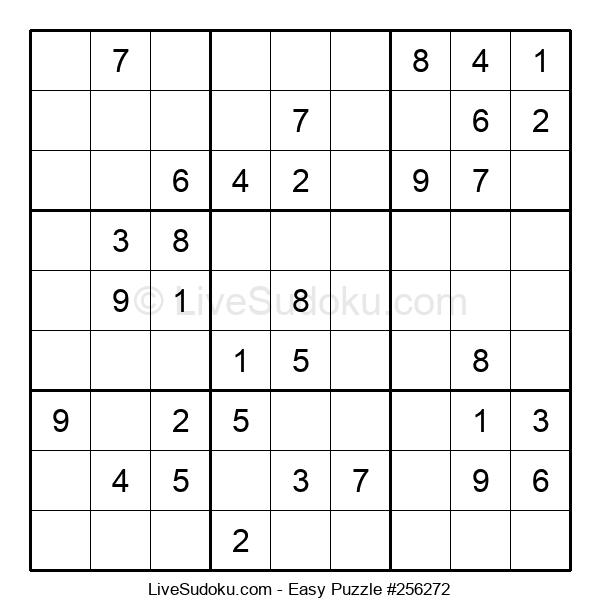 Beginners Puzzle #256272