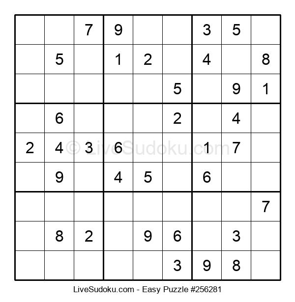 Beginners Puzzle #256281