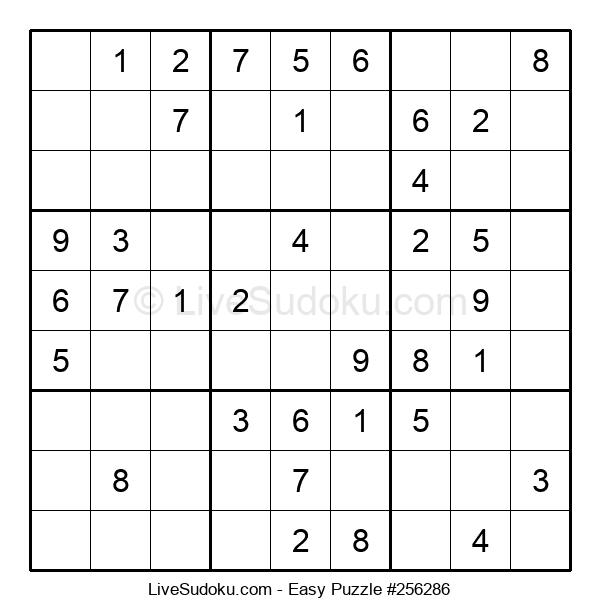 Beginners Puzzle #256286