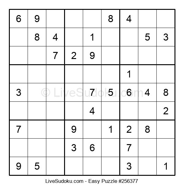 Beginners Puzzle #256377