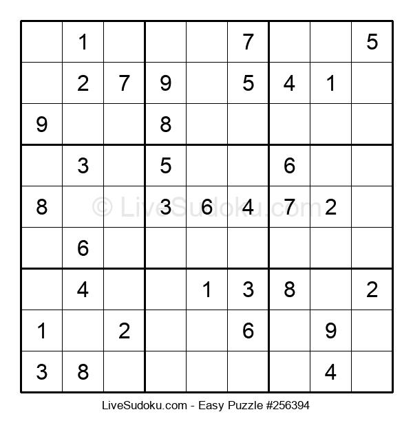 Beginners Puzzle #256394
