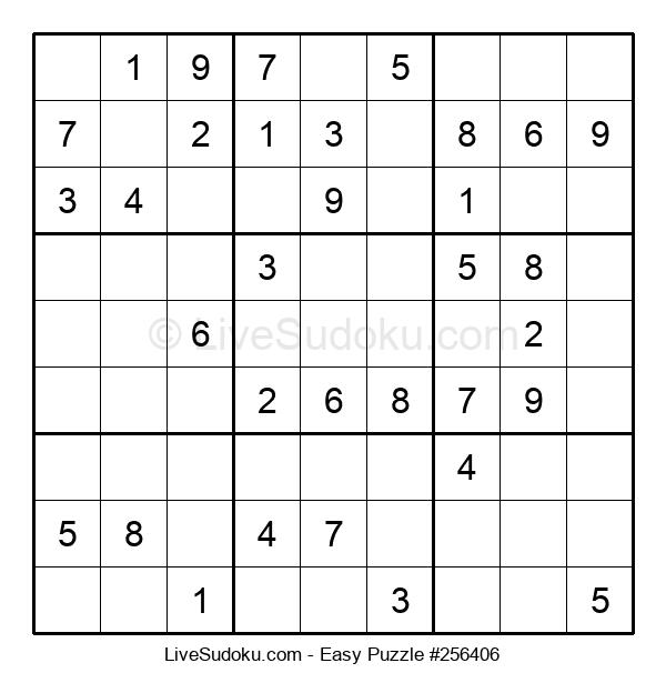 Beginners Puzzle #256406