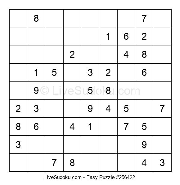 Beginners Puzzle #256422
