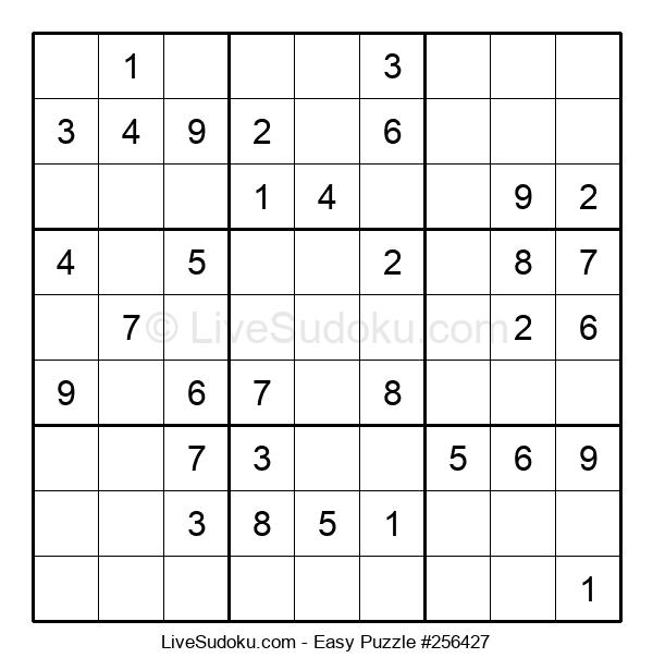 Beginners Puzzle #256427